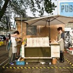 Public Pie: mobiles Bakery-Café in den Niederlanden