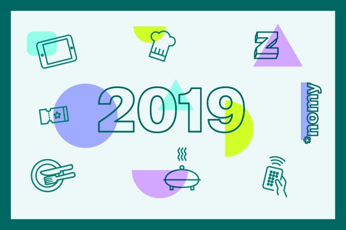 7 Gastronomie Trends 2019 Nomy