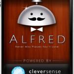 Alfred: Empfehlungs-App weiß, was ihr Nutzer will