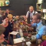 Barzone 2013 in Köln: eigene Areas für Kaffee und Design