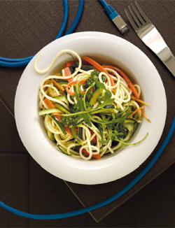 Kabelsalat - medien-tools food-nomyblog nomyblog Megatrend Kochbuch: Rezepte für den gesellschaftlichen Wandel