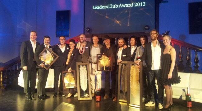 Leaders Club Award 2013
