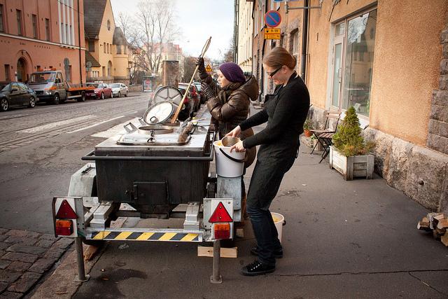 Restaurant Day Helsinki
