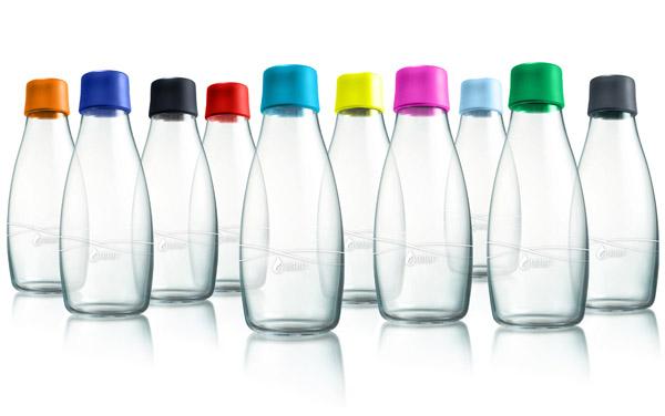 Retap-Flaschen für die Gastronomie