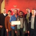 Academia del Ron 2012 in Berlin: Steffen Goubeau aus dem Roomers Frankfurt gewinnt