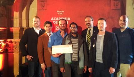 Siegerehrung Academia del Ron 2012 Berlin