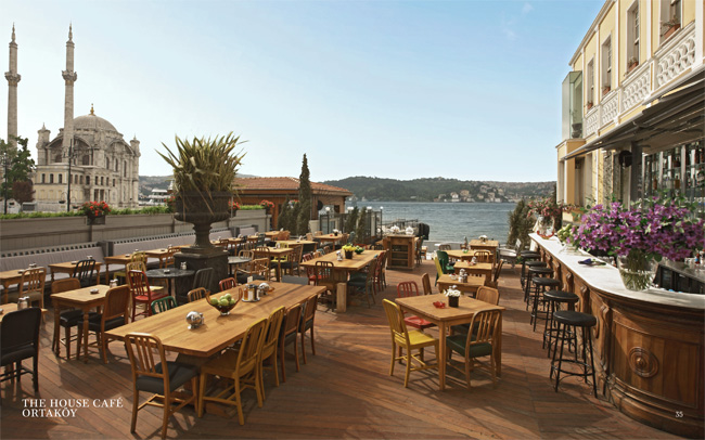 The House Café Ortaköy