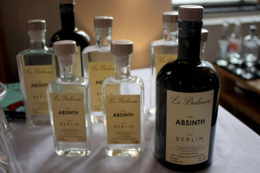 absinth - getraenke events 10 hochprozentige Entdeckungen von der Destille Berlin 2017