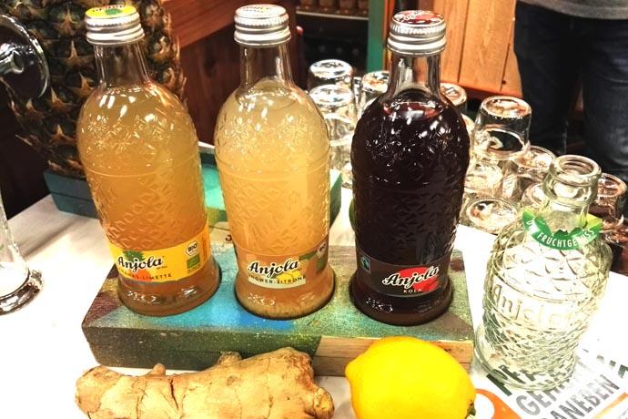 anjola - getraenke 7 neue Getränke von der Internorga 2016