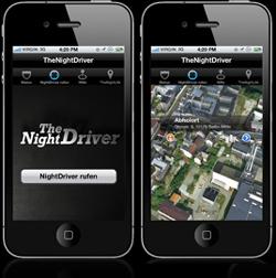 app - medien-tools getraenke nomyblog Sicher nach Hause im eigenen Auto: The NightDriver