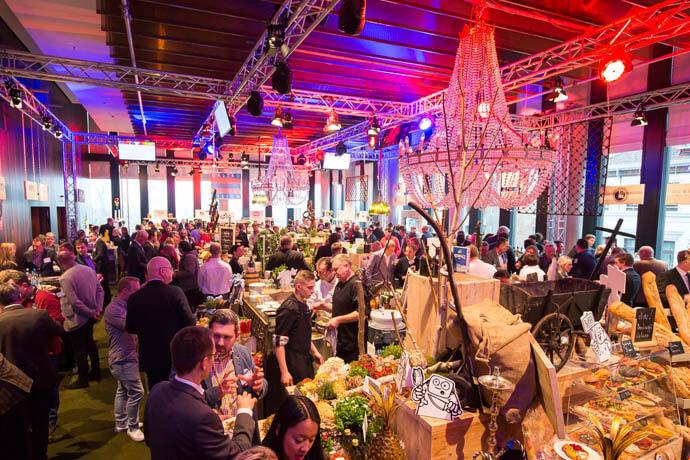 """aussteller - events Das hat die """"Gastro Vision"""" in Hamburg 2017 zu bieten"""
