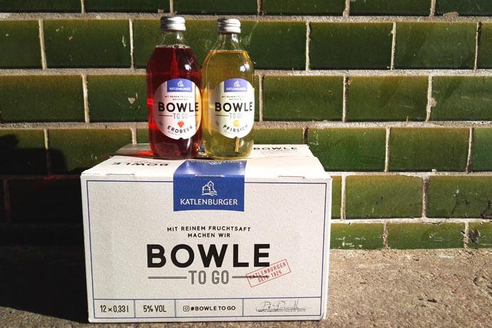 bowle katlenburger - getraenke Getränke-Klassiker im modernen Look: die Bowle To Go von Katlenburger