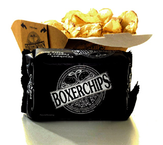 Boxerchips: Upgrading im Snack-Segment