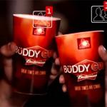 Buddycup: Anstoßen und Facebook-Freund werden