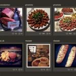 Instagram-Menü: Comodo New York nutzt User-Bilder für seine Gäste