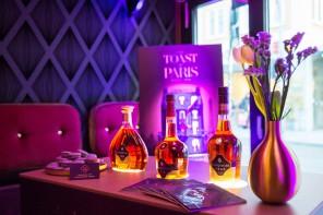 courvoisier toast of paris