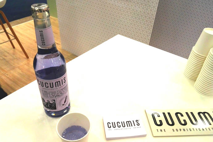 cucumis lavender - getraenke 7 neue Getränke von der Internorga 2016