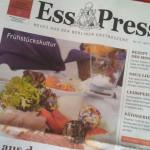 Esspress: neue Gastronomiezeitung für Berlin