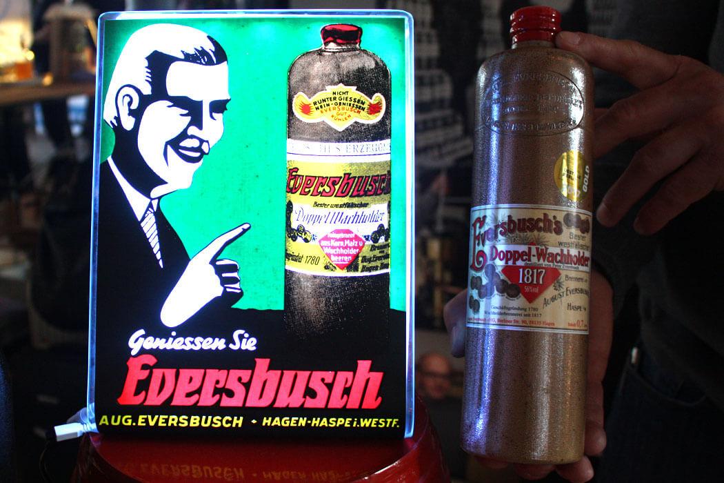 eversbusch - getraenke events 10 hochprozentige Entdeckungen von der Destille Berlin 2017