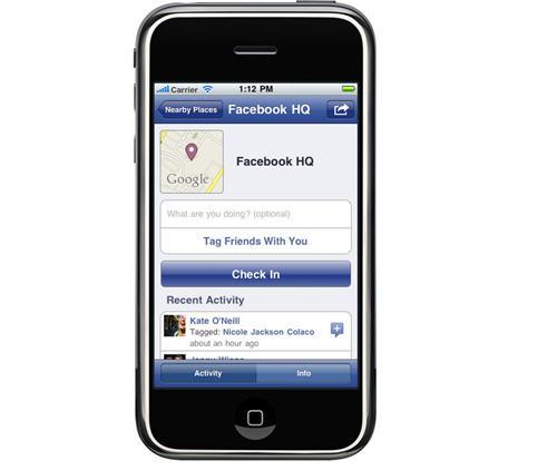Mit Facebook Places erreicht die Gastronomie den digitalen Massenmarkt