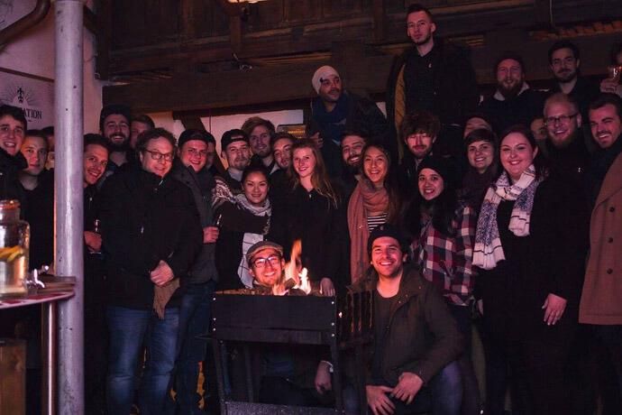 gaeste - events The Bartender's Brunch: Ferrand Deutschland lädt zu entspannten Sonntagnachmittagen in 12 deutschen Bars ein