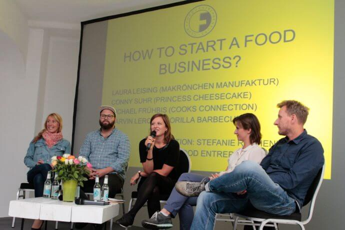 gastro startup sessions 2017 690x460 - gastronomie Geballtes Wissen für Food-Gründer: Gastro Startup Sessions 2017