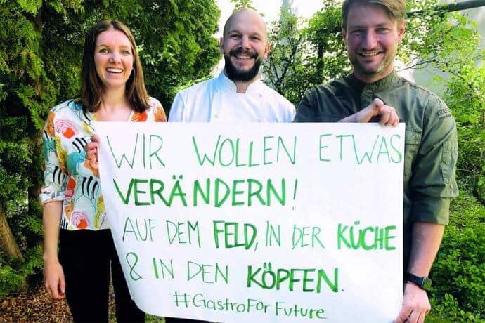 gastroforfuture 690x460 - management, gastronomie Mitmachen bei den Aktionswochen für Nachhaltigkeit in der Gastronomie: #gastroforfuture