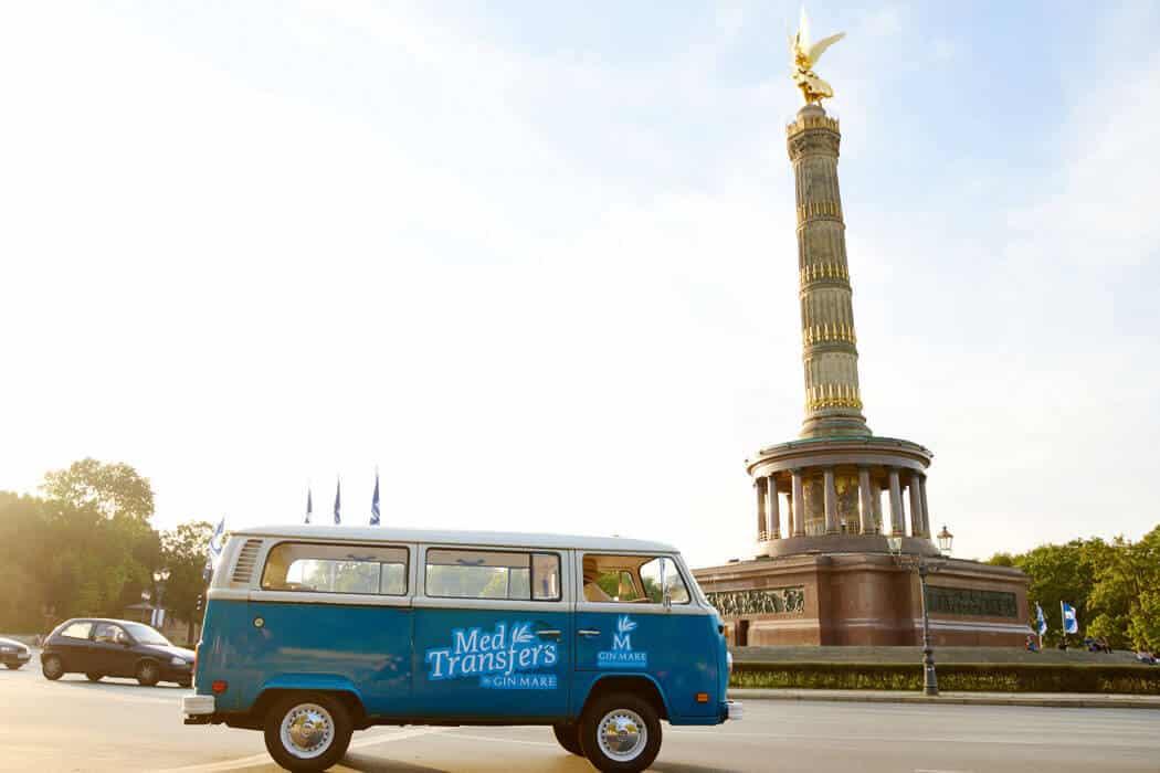 Auf Berlin Tour Mit Gin Mare Mediterrane Cocktail Kreationen Von