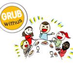 Grubwithus: übers Essen neue Leute kennen lernen