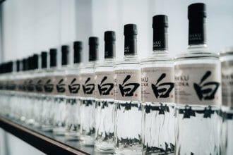 haku vodka 330x220 - spirituosen Aus Reis gemacht: Haku Japanese Craft Vodka, jetzt in Deutschland erhältlich