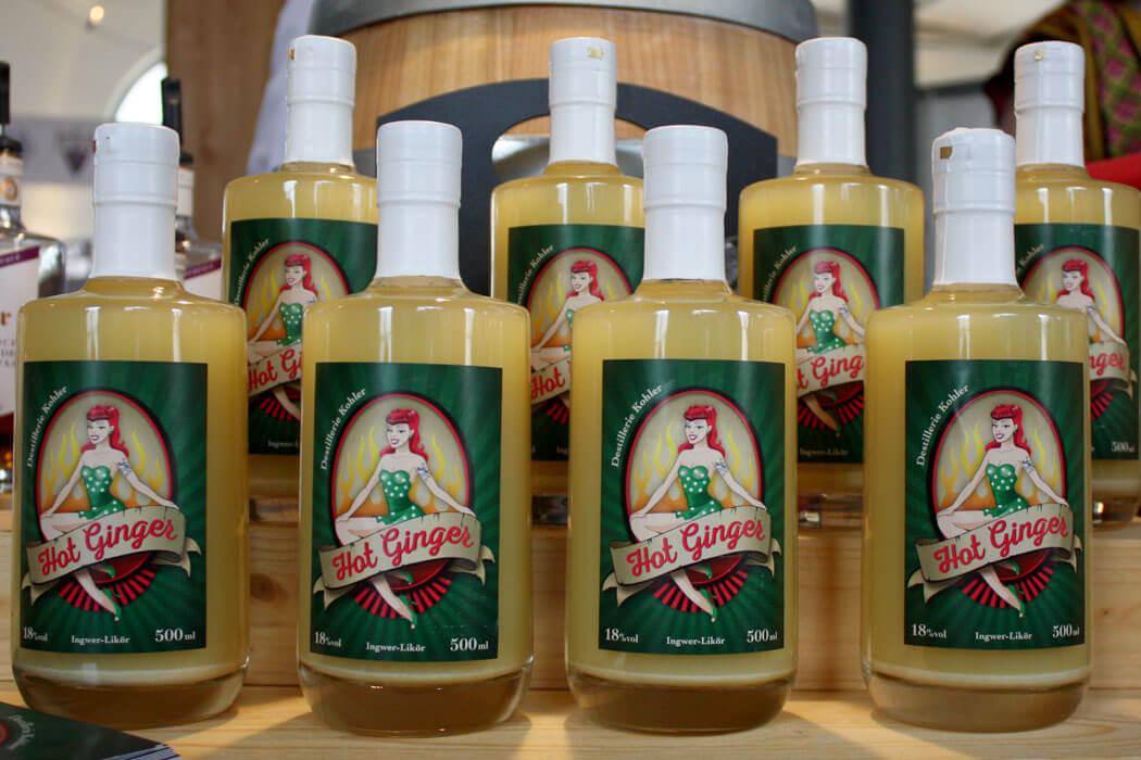 hot ginger - getraenke events 10 hochprozentige Entdeckungen von der Destille Berlin 2017