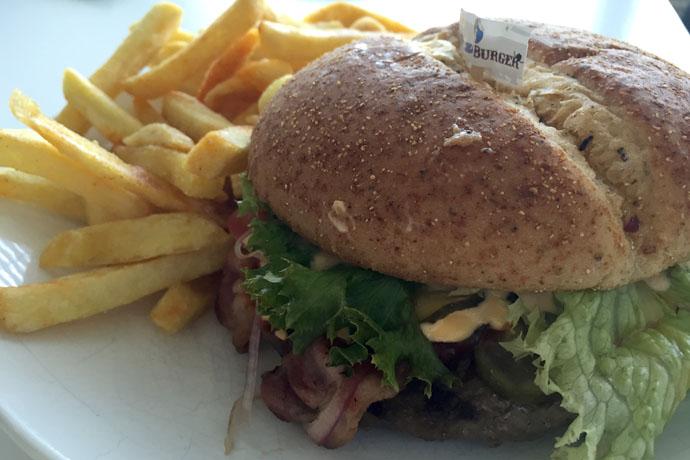 der grosse burger bestell test teil  duesseldorf hannover