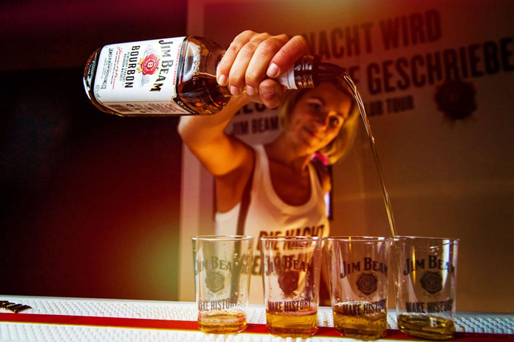 Jim Beam Kentucky Bourbon Tour