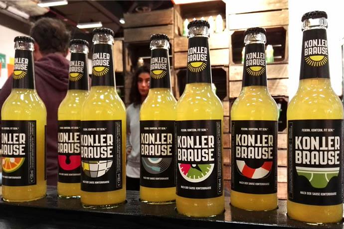konterbrause - getraenke 7 neue Getränke von der Internorga 2016