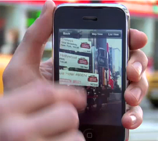Augmented Reality: Le Bar Guide von Stella Artois