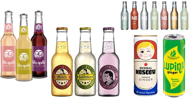 Getränke  5 neue alkoholfreie Getränke vom Bar Convent Berlin 2014 | nomy