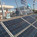 Photovoltaik im Beach Club: MonBerg Monheim nutzt regenerative Energien