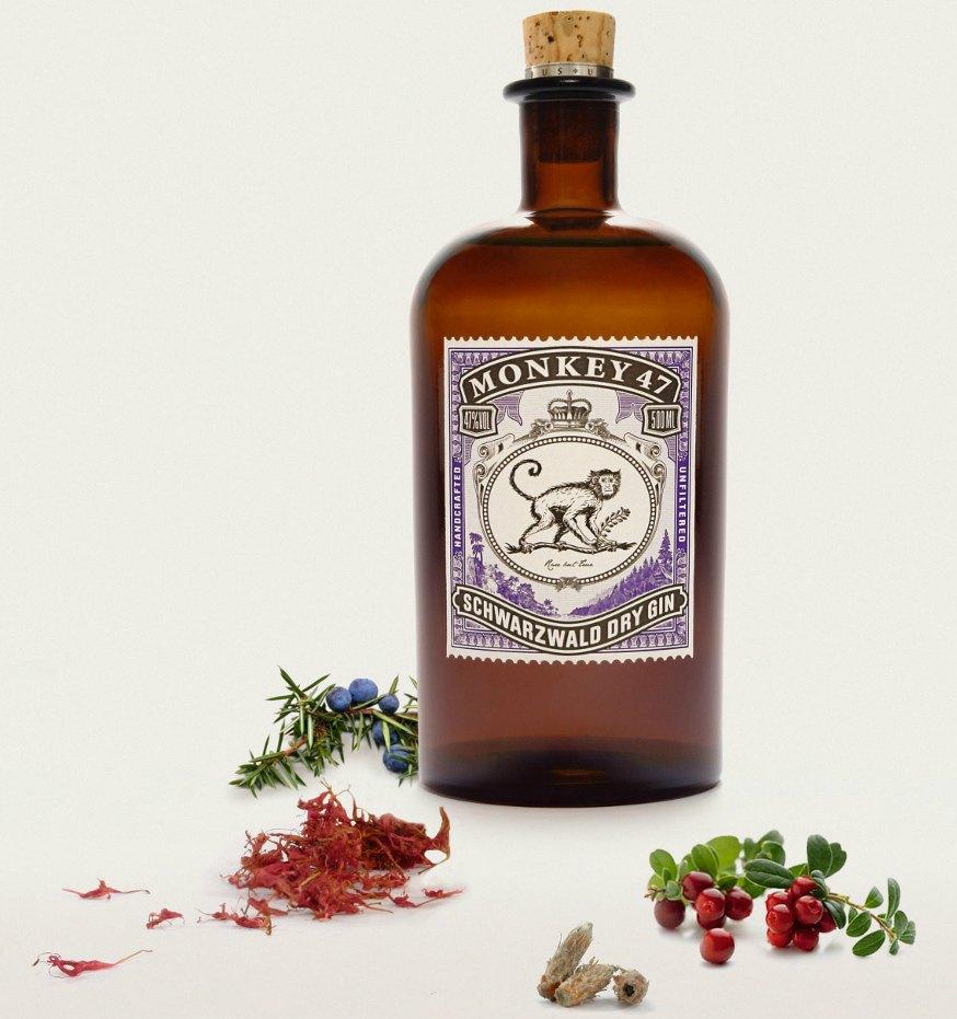 Monkey 47: Der Dry Gin aus dem Schwarzwald   nomy