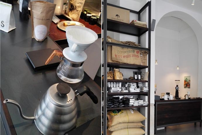 nano kaffee berlin - gastronomie Kunstvoller Kaffee-Genuss: Specialty Coffee in Berlin