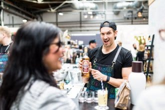 nico de soto 330x220 - spirituosen, getraenke Drinks mixen mit Linie Aquavit: Eindrücke vom Bar Convent Berlin 2019