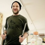 Event-Kochen mit den Kitchen Guerillas, Hamburg: Interview