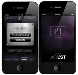 P1 iPhone App