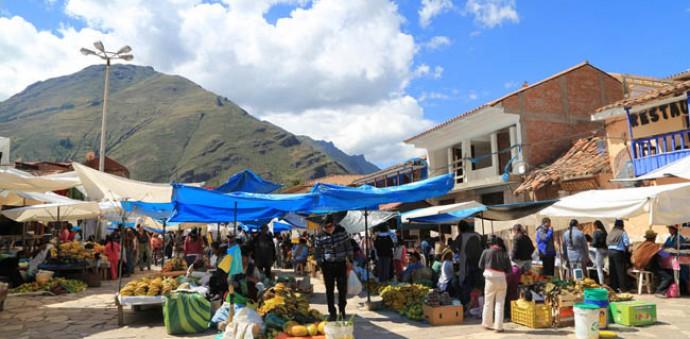 peru wochenmarkt