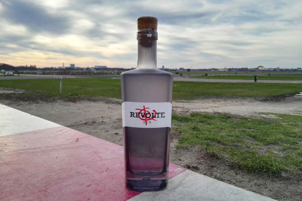 Probiert: Revolte Rum | nomy