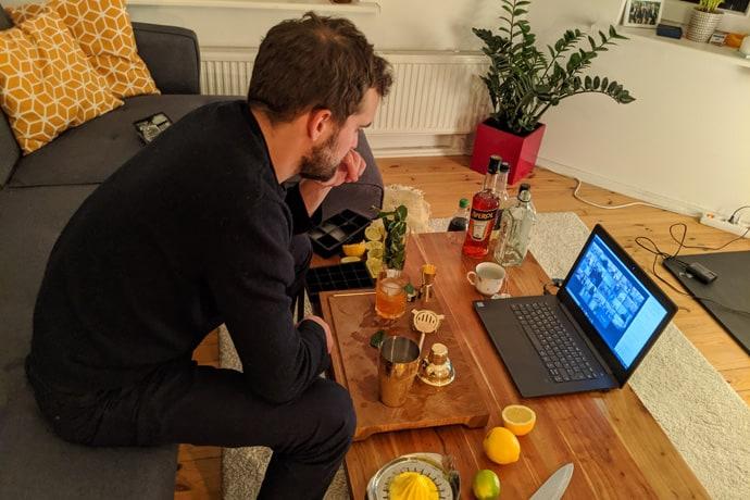 shakenight wohnzimmer cocktail kurs - interviews-portraits, management, gastronomie Das Coronavirus und die Gastronomie: der nomyblog-Ticker