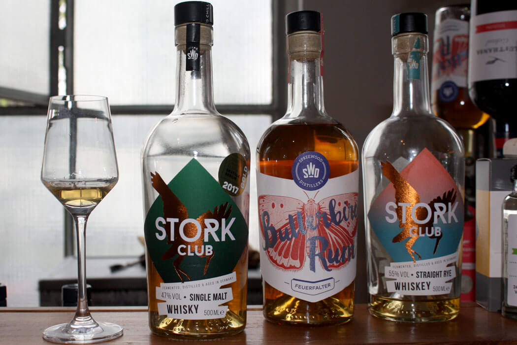 stork club - getraenke events 10 hochprozentige Entdeckungen von der Destille Berlin 2017
