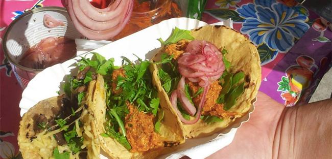 6 Street Food Events für Berlin von Street Food Thursday bis Village Market