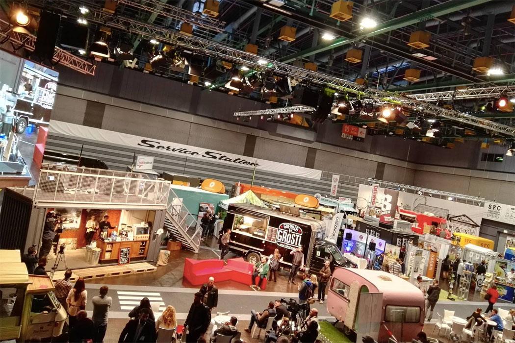 die plattform f r mobile foodh ndler street food convention 2016 in n rnberg nomy. Black Bedroom Furniture Sets. Home Design Ideas