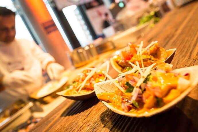 """streetfood - events Das hat die """"Gastro Vision"""" in Hamburg 2017 zu bieten"""