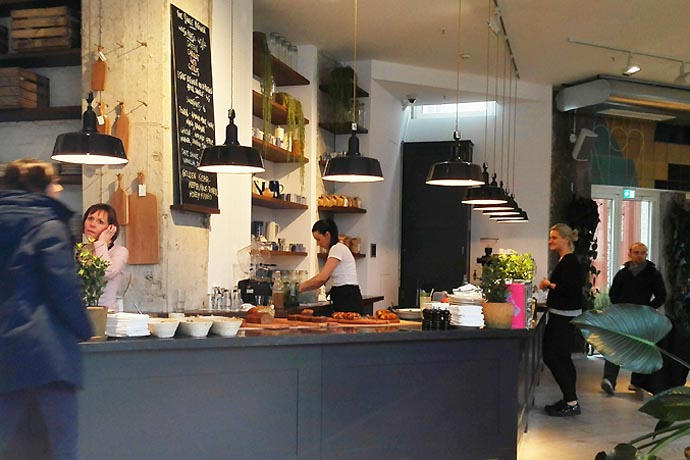 Mittagessen 1 The Store Kitchen Im Soho House Berlin Nomy